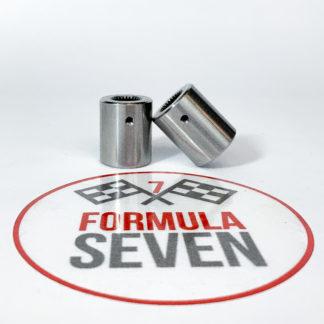 Formula SAE Steering System Steel Spline Coupler
