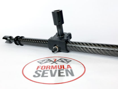 Formula SAE Pro Steering Rack w/ Aluminum Spline Coupler