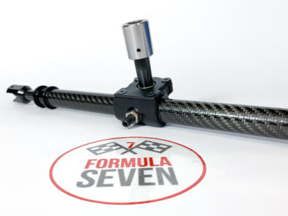 Formula SAE Pro Steering Rack w/ Steel Spline Coupler