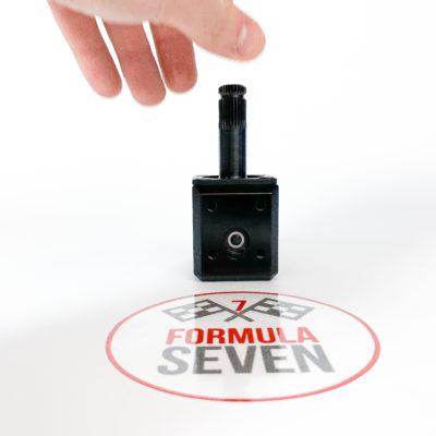 Formula SAE Bevel Gears Steering System