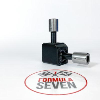 Formula SAE Bevel Gears Steering System w/ Steel Splines