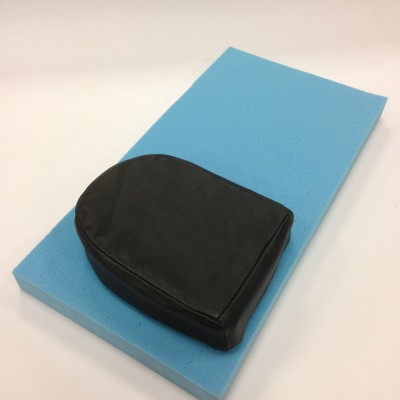 Headrest foam, 40mm thick