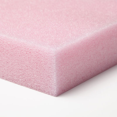 PINK Headrest foam 50mm FIA Technical List No. 17 Type B for single seater car